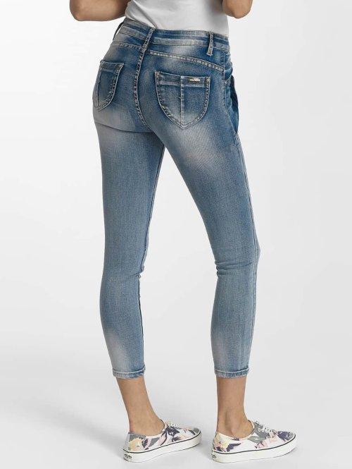 Leg Kings Skinny Jeans Brenda blau