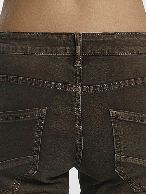 Leg Kings Skinny Jeans Zac Zoe khaki