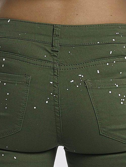 Leg Kings Skinny Jeans Katja olive