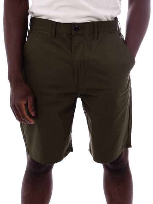 Levi's® Shorts Straight grün