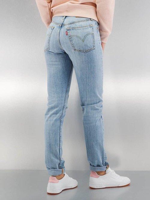 Levi's® Skinny Jeans Skinny blau