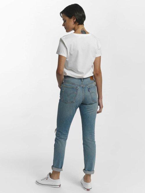 Levi's® Skinny Jeans 501 Skinny blau