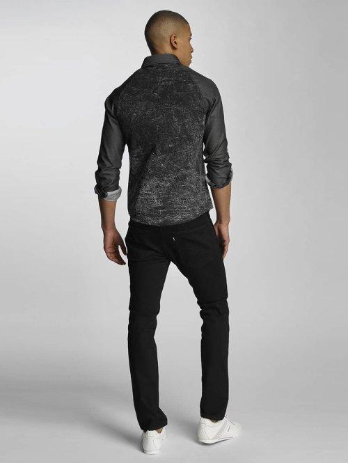 Levi's® Slim Fit Jeans Line 8 schwarz