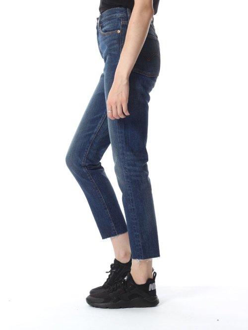 Levi's® Straight Fit Jeans  blau