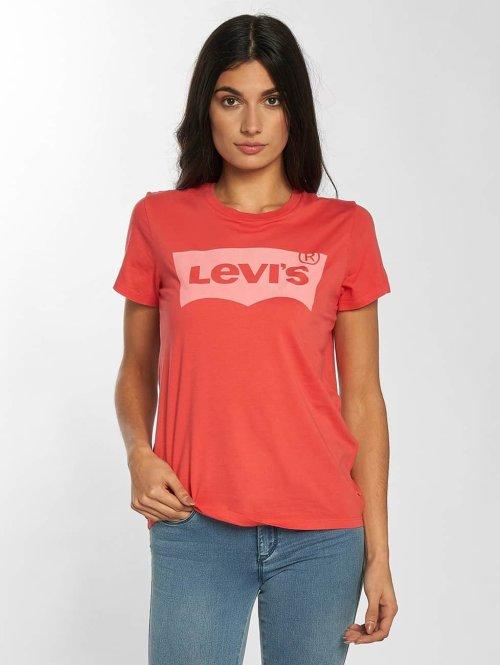 Levi's® t-shirt Perfect rood