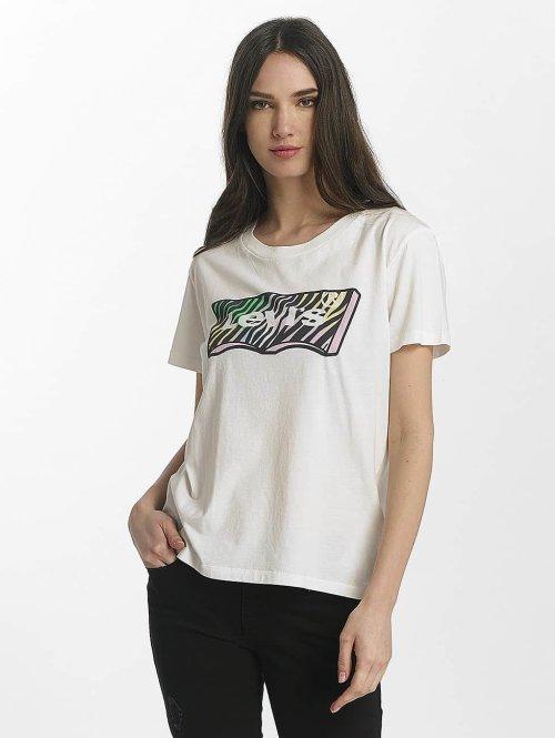 Levi's® t-shirt Graphic Boyfriend New Logo zwart