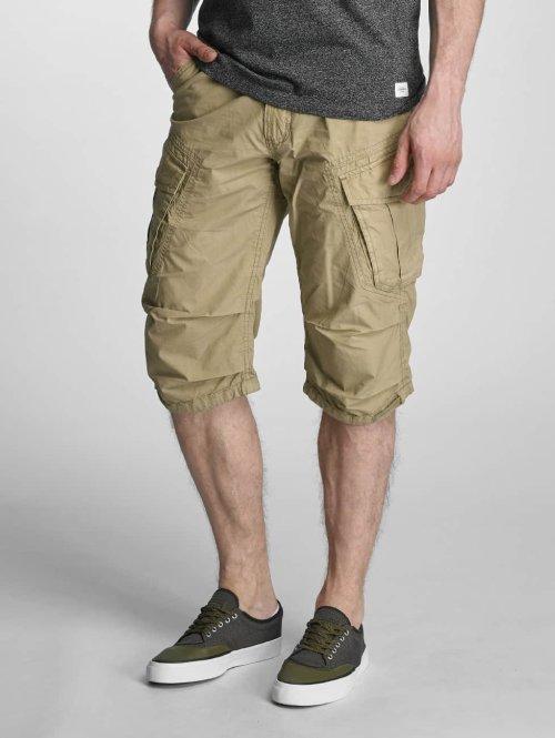 Lindbergh shorts Detailed Washed beige