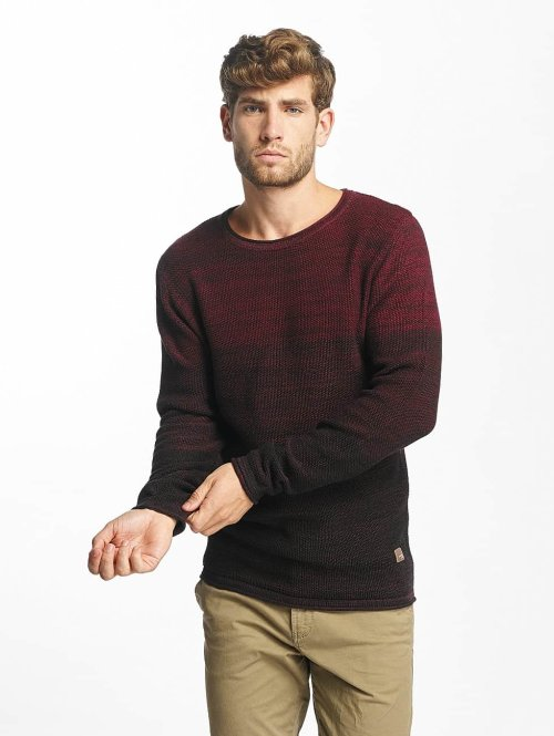 Lindbergh Sweat & Pull Gradient Knit noir