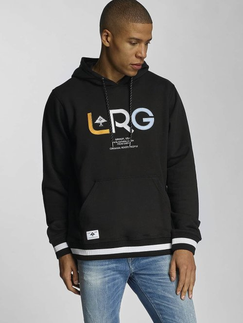 LRG Hupparit Research Collectio musta