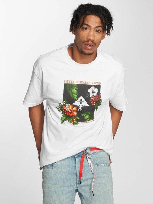LRG T-paidat Tropics valkoinen