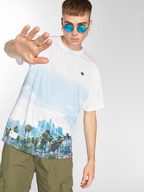 LRG T-shirt Lost Angels bianco