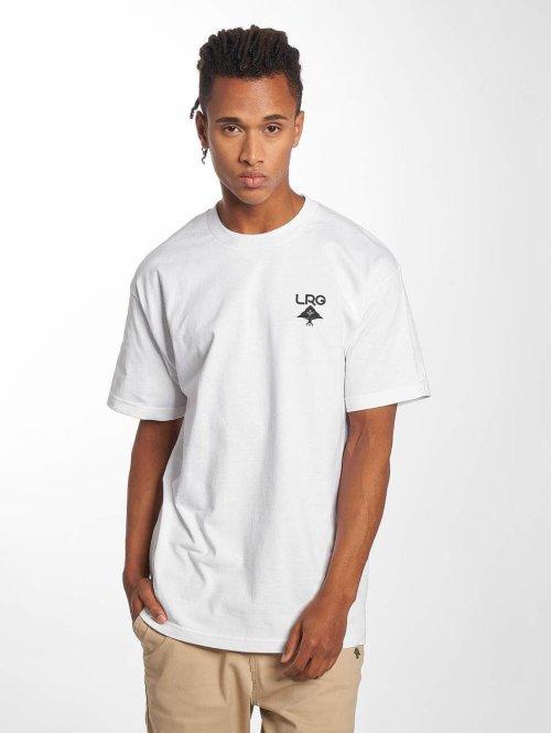 LRG T-Shirt Logo Plus blanc
