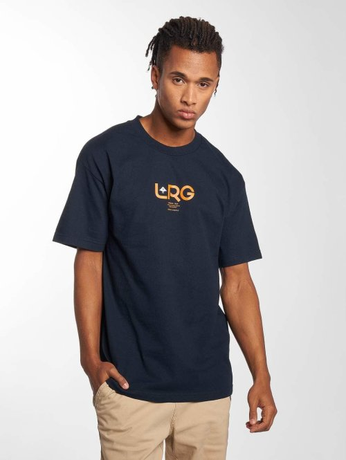 LRG T-Shirt Roots People bleu