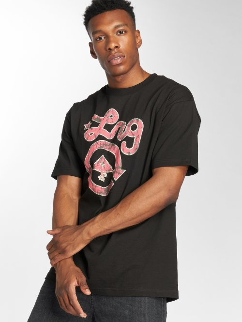 LRG T-shirt Batik Western Icon nero