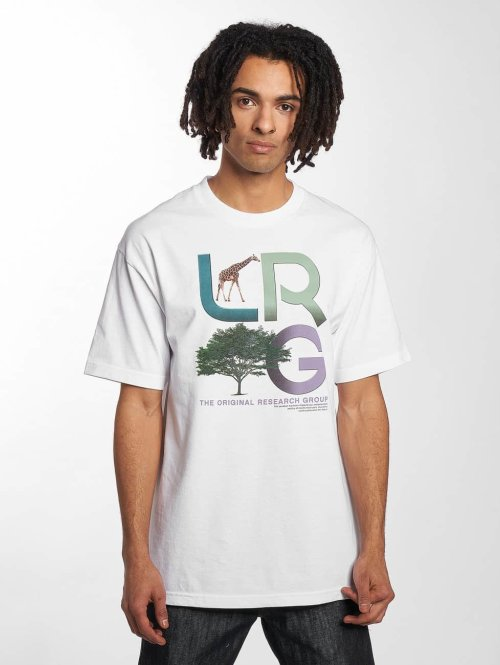 LRG T-Shirt The New Icon weiß