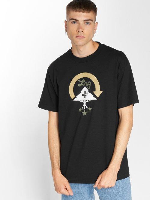 LRG T-skjorter The Arches svart