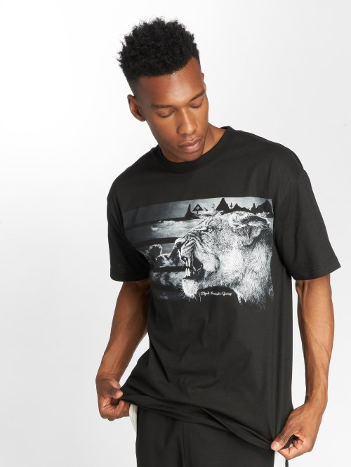LRG T-skjorter Night Watch svart