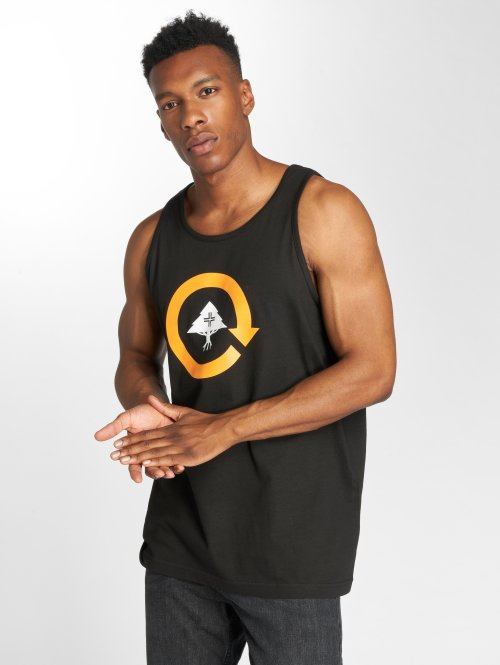 LRG Tank Tops Research Cycle negro