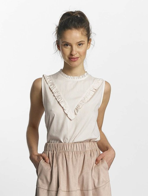 Mavi Jeans Blouse & Chemise Stripe Shirt rose