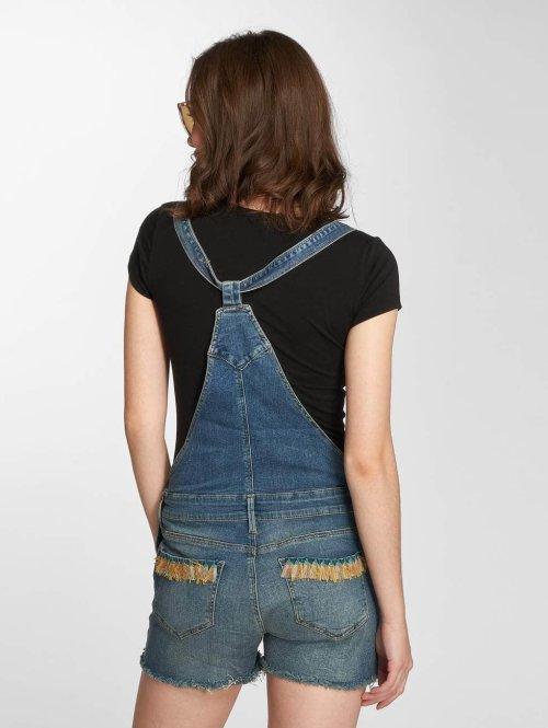 Mavi Jeans Latzhose Meryn blau