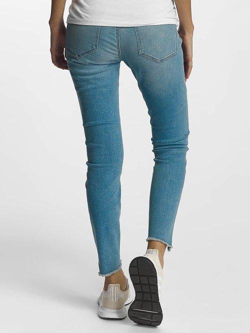 Mavi Jeans Skinny Jeans Tess Twisted blau