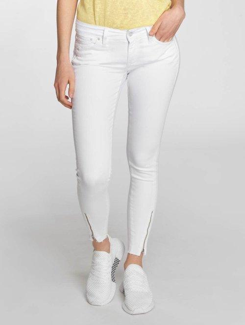 Mavi Jeans Skinny Jeans Serenity weiß