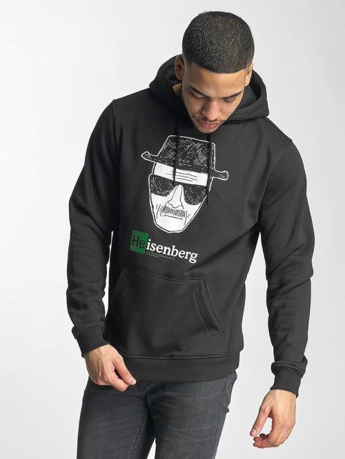 Merchcode Hoody BB Heisenberg schwarz