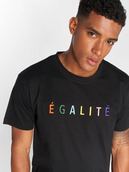 Mister Tee Футболка Egalite черный