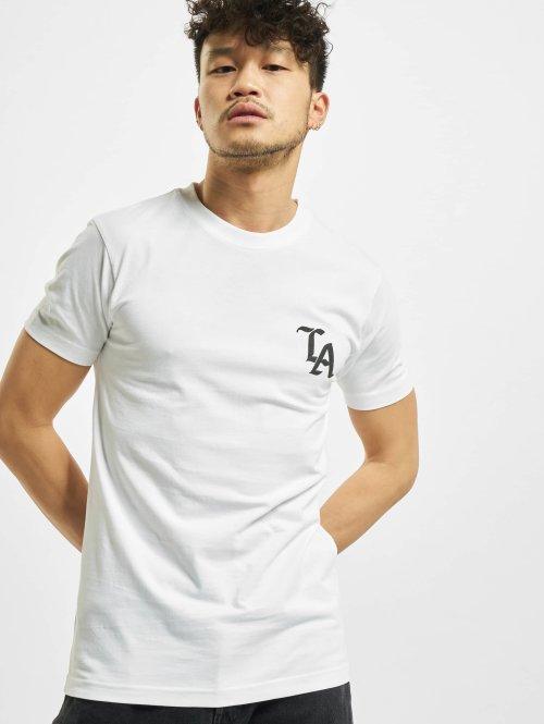 Mister Tee T-paidat LA valkoinen