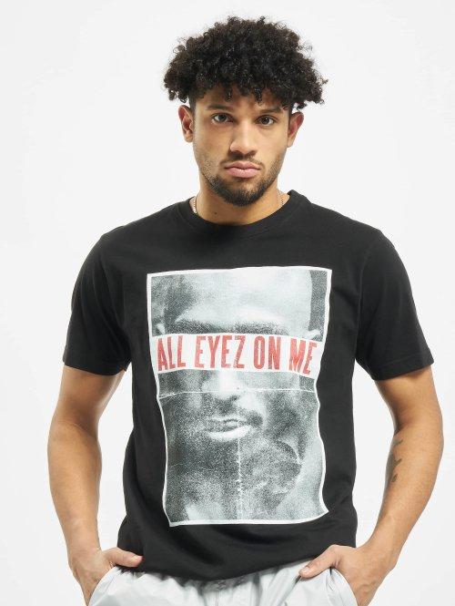 Mister Tee t-shirt 2PAC All Eyez On Me zwart