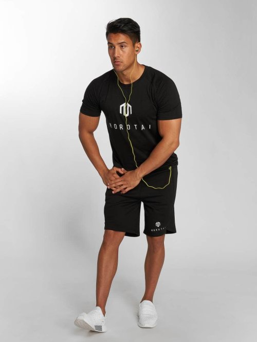MOROTAI Shorts Neotech schwarz
