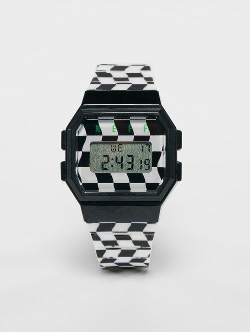 NEFF horloge Flava Wild zwart