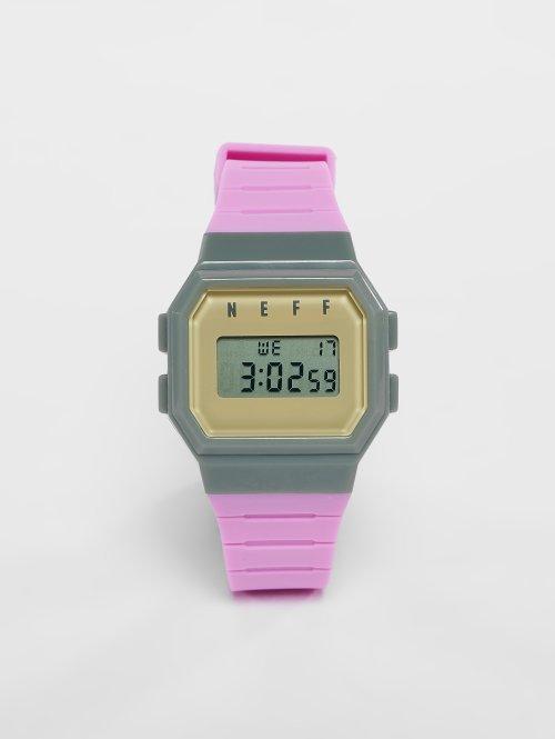 NEFF Uhr Flava pink