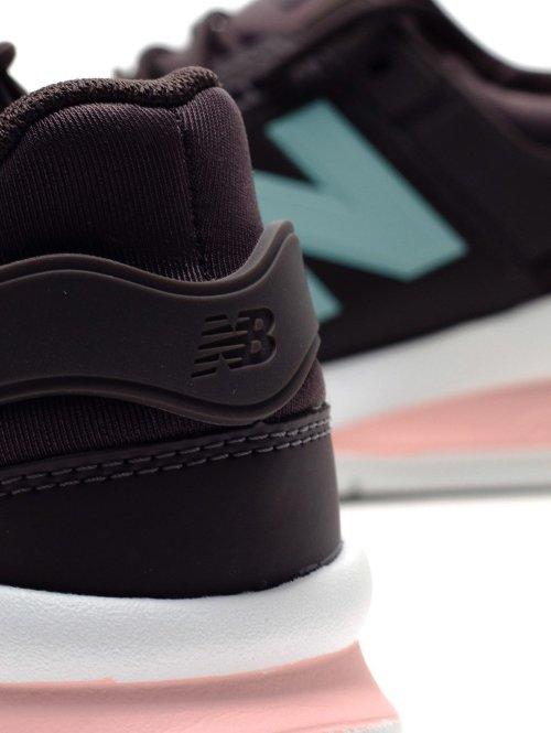 New Balance Sneaker WS247FD rot