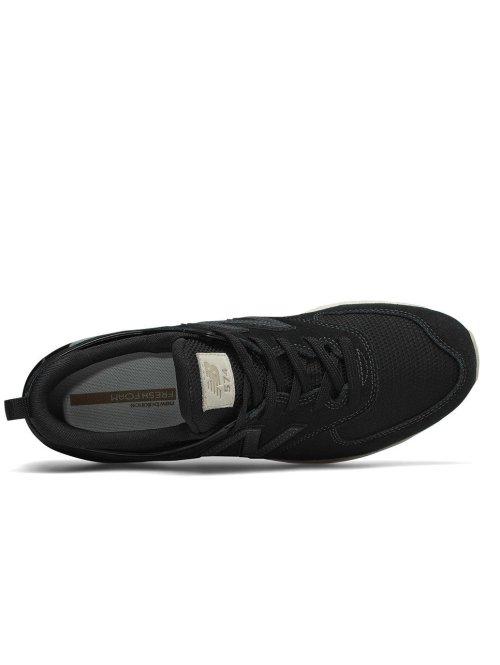 New Balance Sneaker MS574FSK schwarz