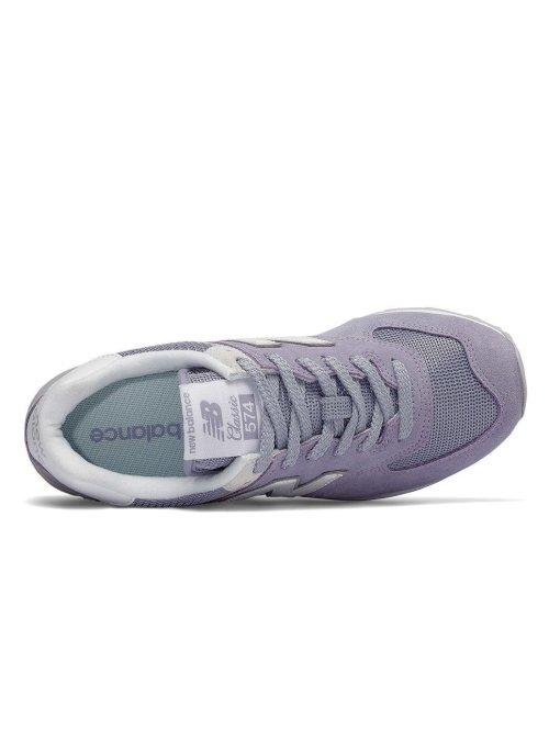 New Balance Sneaker WL574ESV violet