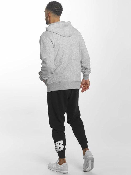 New Balance Zip Hoodie MJ81508 grau