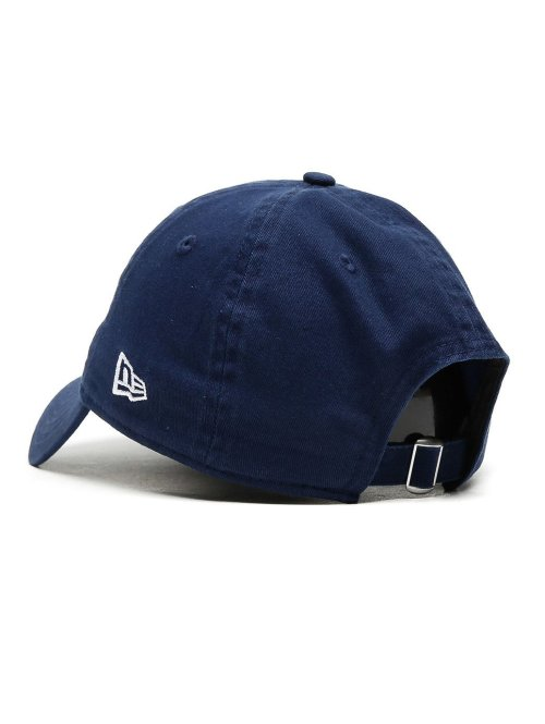New Era Fitted Cap NFL Unstructured Seattle Seahawks blau