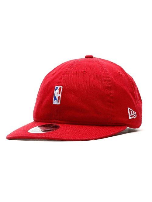 New Era Fitted Cap NBA Logo rot