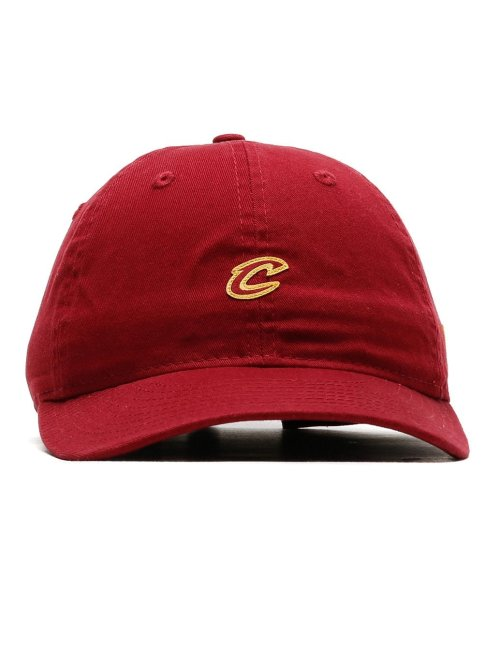 New Era Fitted Cap NBA Unstructured 9Fifty Cleveland Cavaliers rot