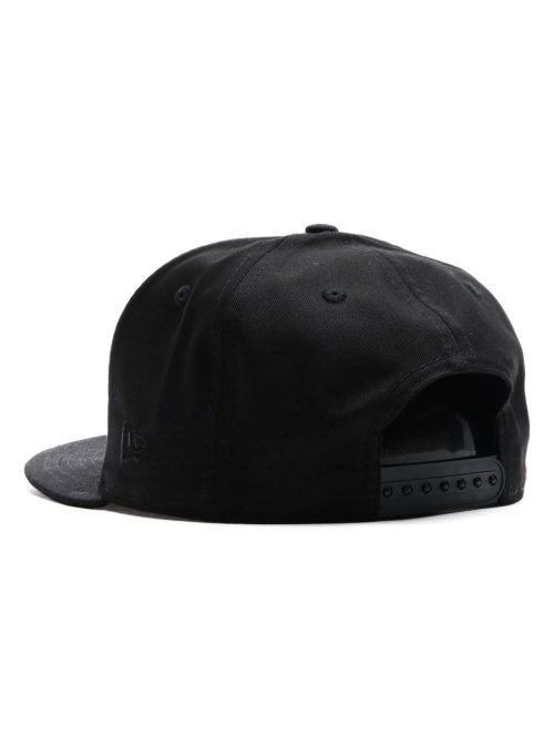 New Era Fitted Cap Tonal Collection schwarz