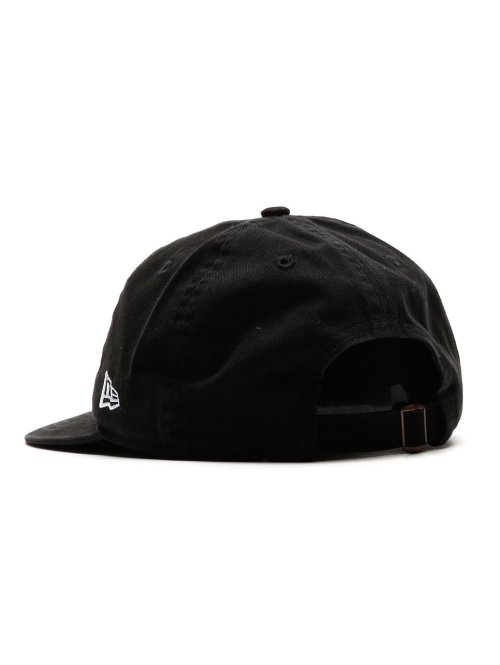New Era Fitted Cap NBA Logo schwarz