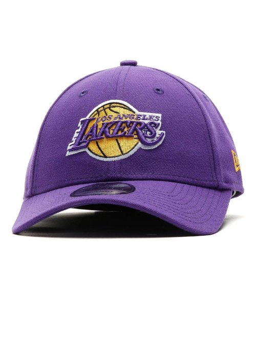 New Era Fitted Cap NBA The League LA Lakers violet