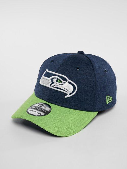 New Era Flexfitted Cap NFL Seattle Seahawks 39 Thirty blau