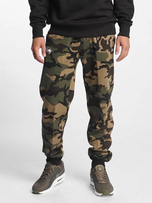 New Era Joggingbukser Woodland Seattle Seahawks camouflage