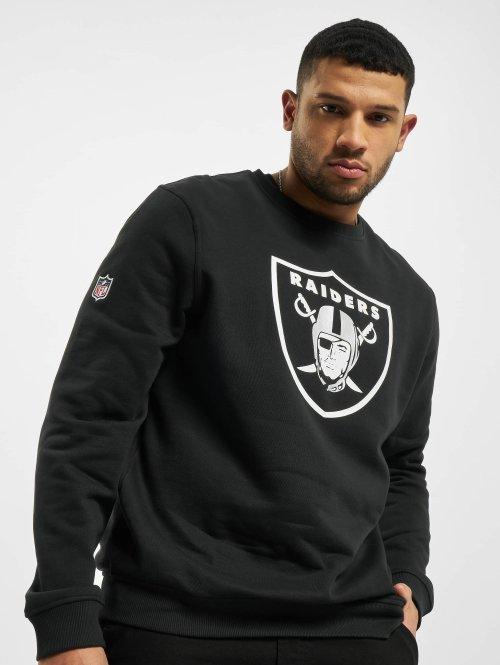 New Era Pullover Team Logo Oakland Raiders schwarz