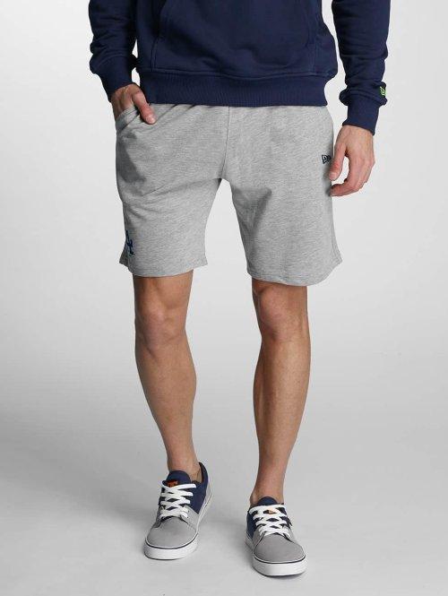 New Era shorts Team App LA Dodgers grijs