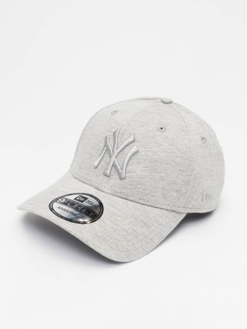 New Era Snapback Cap MLB Jersey New York Yankees 9 Fourty grau