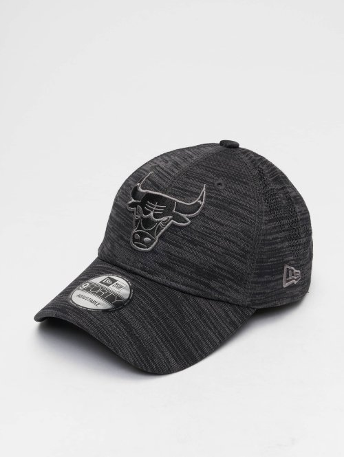 New Era snapback cap NBA Engineered Fit Chicago Bulls 9 Fourty zwart