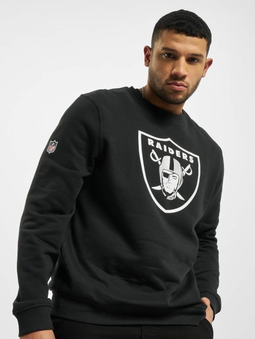 New Era trui Team Logo Oakland Raiders zwart
